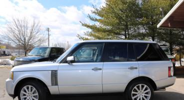 2010 LR Range Rover Supercharged