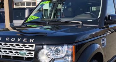 2012 Land Rover LR4 - LUX